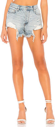 Free People Loving Good Vibrations Short.