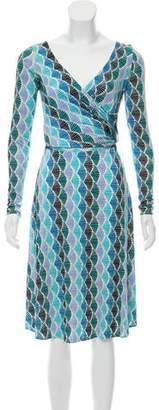 Issa Silk Knee-Length Dress