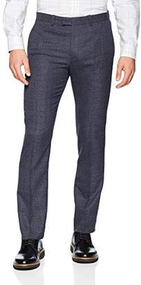 Theory Men's Marlo Tailored Gingham Pant