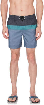 Original Penguin STRIPE BLOCK SWIM SHORT