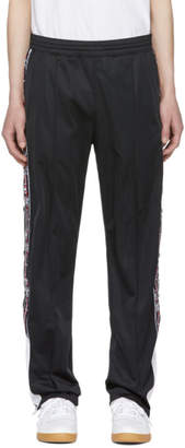 Champion Reverse Weave Black Tear Away Track Pants