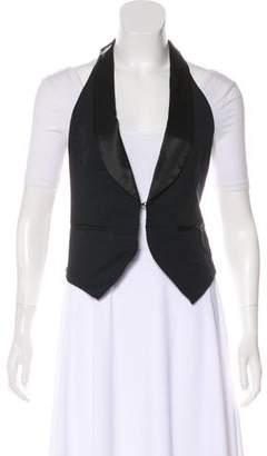 Robert Rodriguez Halter Knit Vest