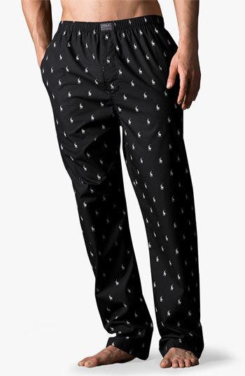 Polo Ralph Lauren Men's Big & Tall Print Lounge Pants