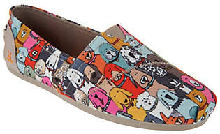 Skechers BOBS Dog Wag Slip -On Shoes- Party