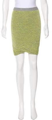 Alexander Wang Jersey Knee-Length Skirt w/ Tags