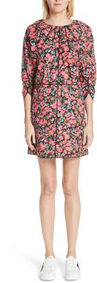 Marc Jacobs Floral Print Dress