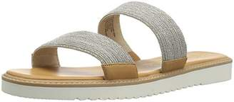 BC Footwear Women's Grand Prize Flat Sandal