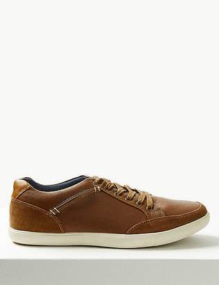 Marks and Spencer Lace-up Trainers