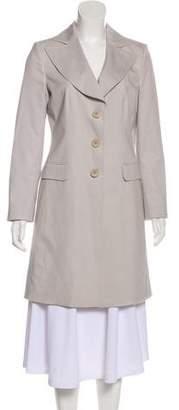 Emporio Armani Lightweight Wool Coat