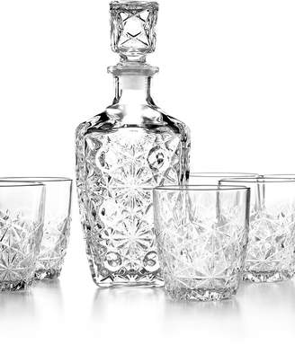 Bormioli Barware, Dedalo 7-Pc. Whiskey Set