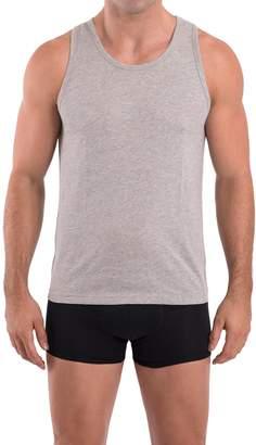 Nick Graham Men's 3-pack Modern-Fit Cotton A-Shirts