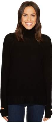 Joe's Jeans Jenni Turtleneck Women's Long Sleeve Pullover