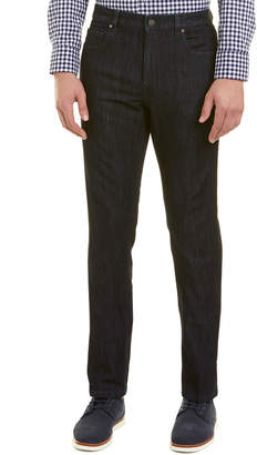 Ermenegildo Zegna Medium Blue Straight Leg
