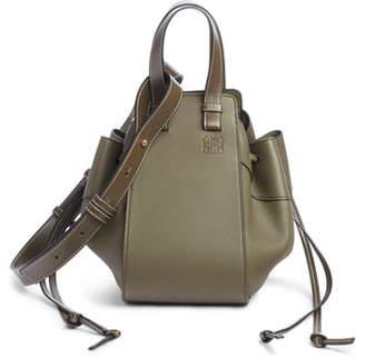 Loewe Small Hammock Calfskin Leather Shoulder Bag