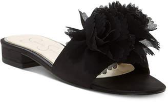 Jessica Simpson Caralin Slide Flat Sandals Women's Shoes