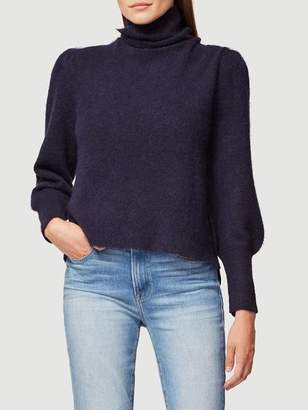 Frame Swingy Rib Turtleneck