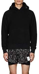 Satisfy Men's Jogger Cotton Terry Hoodie - Black