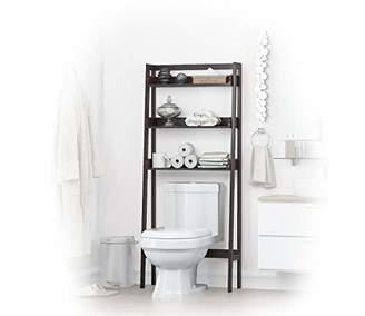 1a77c554b7a Utex 3-Shelf Bathroom Organizer Over The Toilet