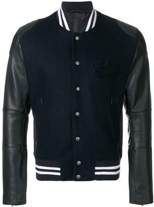 Zadig & Voltaire Leddy Teddy bomber jacket