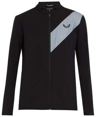 Castore - Morris Technical Jersey Jacket - Mens - Black