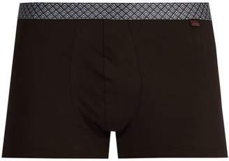 Derek Rose Band 38 pima cotton-blend boxer trunks