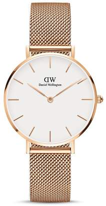 Daniel Wellington Classic Petite Watch, 32mm $179 thestylecure.com