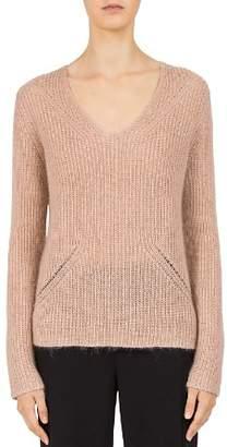 Gerard Darel Carina V-Neck Sweater