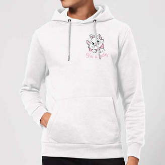 Disney Aristocats Marie I'm A Lady Hoodie