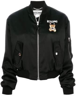 Moschino Playboy bomber jacket