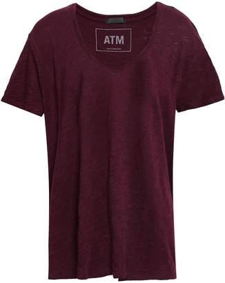 ATM Anthony Thomas Melillo スラブコットンジャージー Tシャツ