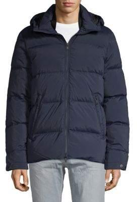 J. Lindeberg Hooded Puffer Jacket