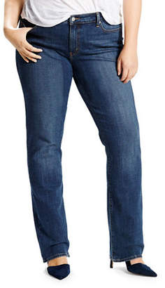 Levi's Plus Relaxed Straight Fit Jeans