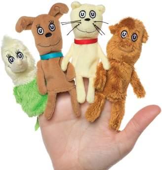 "Dr. Seuss What Pet Should I Get?"" Finger Puppet Set by Manhattan Toy"