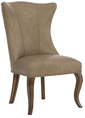 Hooker Furniture Auberose Leather Dining Chair
