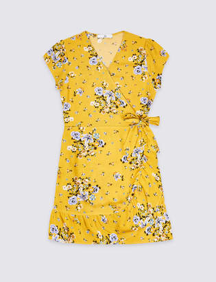 Marks and Spencer Wrap Dress (3-16 Years)