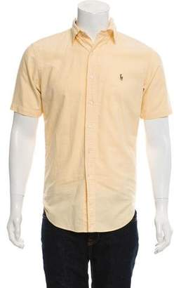 Ralph Lauren Woven Button-Up Shirt