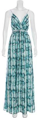 The Jetset Diaries Serpiente Batik Dress