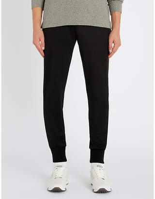 Paul Smith Relaxed-fit tapered wool jogging bottoms