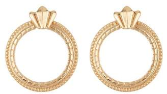 Melrose and Market 25mm Door Knocker Earrings