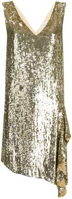 P.A.R.O.S.H. sequinned cocktail dress