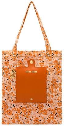 Miu Miu (ミュウミュウ) - Miu Miu Faille バッグ