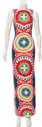 Mara Hoffman Printed Maxi Dress