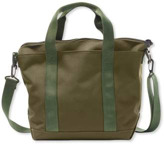 L.L. Bean L.L.Bean Hunter's Tote Bag, Zip-Top with Shoulder Strap