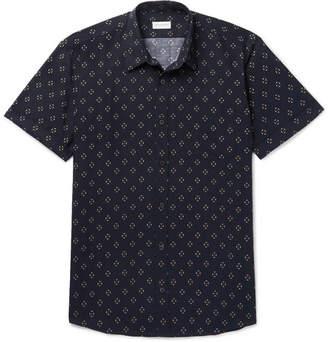 Dries Van Noten Cheney Slim-Fit Printed Cotton Shirt