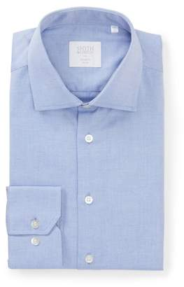 Smyth & Gibson Micro Texture Tailored Fit Dress Shirt