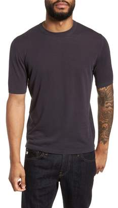 Eleventy Fresco Crewneck Cotton T-Shirt