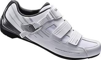 Shimano Unisex Adults' RP3 Road Biking Shoes, (White), 39 EU