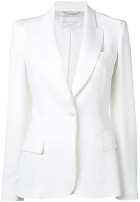 Alberta Ferretti classic lapels fitted jacket