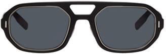 Christian Dior Black Matte Sunglasses