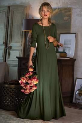 Soft Surroundings Santiago Boatneck Dress